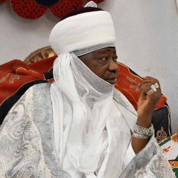 Fire outbreak: Emir of Ilorin sends solidarity message to NTA mgt.
