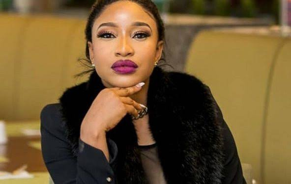 Tonto Dikeh took Nigerians by surprise, she has just done this