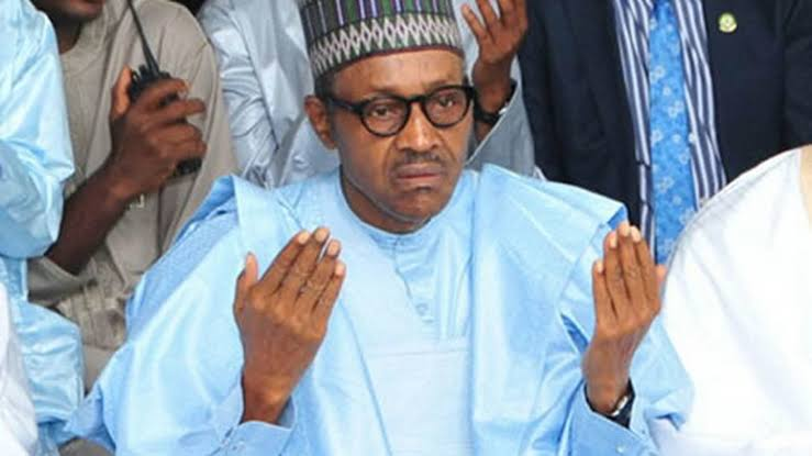 JUST IN.... Buhari reveals where he will perform Eid-el-Fitr prayer