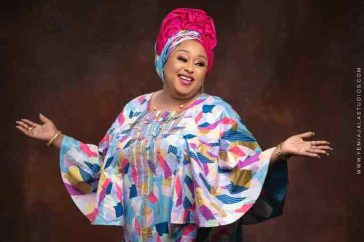 KAMWIRE's wife, Bolanle Yusuf clocks 51, releases new look
