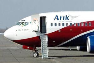 Arik air confirms date for flight resumption