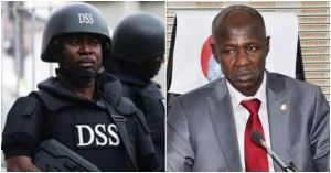 JUST IN....Magu is with us, says DSS
