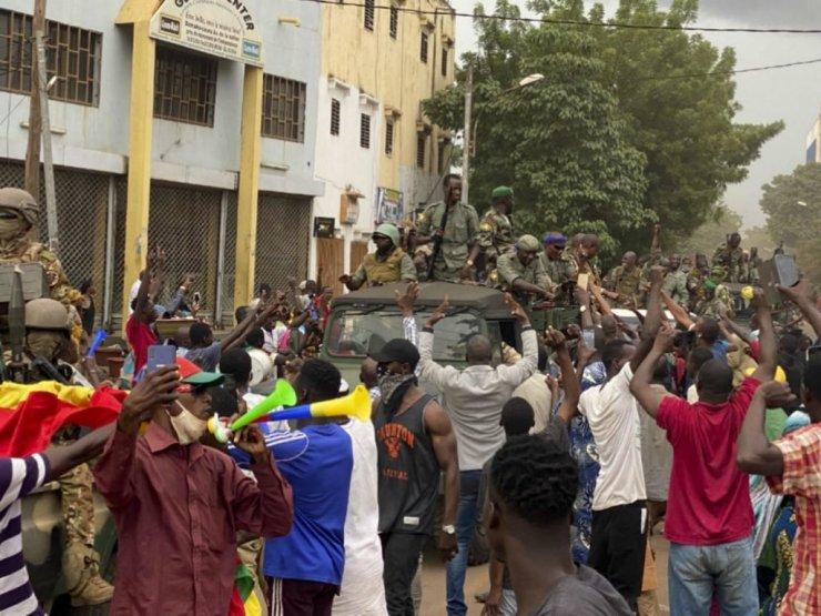 Keita: Malian soldiers explain president's removal, reveals next action