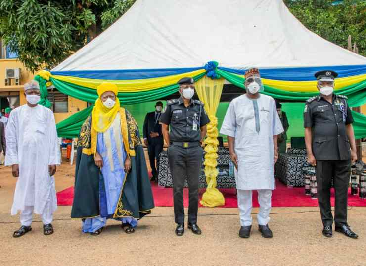 How community policing can succeed--- Gov. Abdulrazaq
