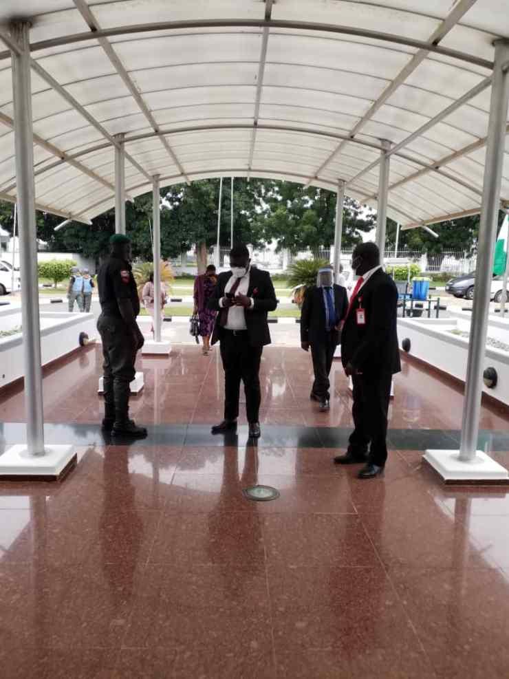New EFCC Ilorin Zonal Head Visits Kwara Gov.