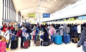COVID-19: 332 Nigerians evancuated from London