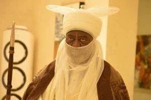 Emir of Kano, Aminu Ado-Bayero arrives Ilorin on Thursday