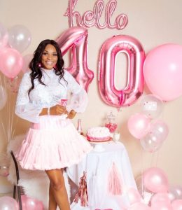 Actress, Georgina Onuoha celebrates 40th birthday (photos)