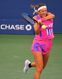 Azarenka finally feeling the joy of tennis