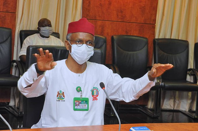El-Rufai breaks silence on new Zazzau Emir selection process