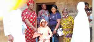 How Gbenga Power Foundation Is Changing People's Narratives