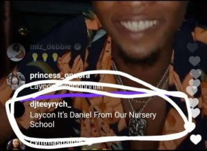 BBNaija: I'm your friend from Nursery school – Man tells BBNaija winner, Laycon