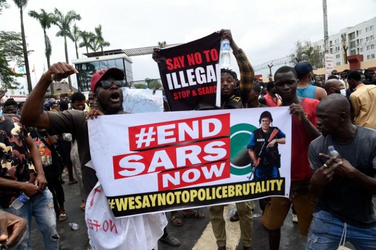 #ENDSARS: Attack on police in Ekiti is babaric