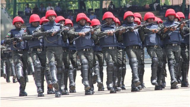 #ENDSARS: See the 2 training grounds for SWAT personnel