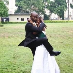 IK Osakioduwa celebrates 12th wedding anniversary with his wife