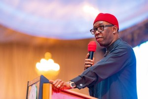Allow people to express themselves - Governor, Ifeanyi Okowa tells police