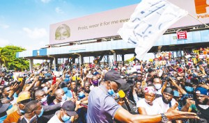 How FG is meeting demands of EndSARS protesters