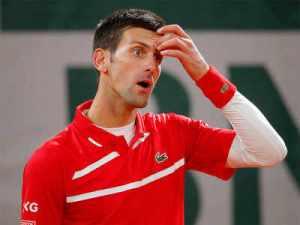 Djokovic pulls out of Paris Masters