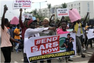 About 30 CSOs condemn use of violence on EndSARS protesters