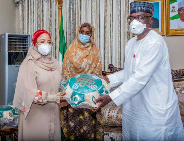 Kwara govt receives relief materials for rainstorm victims