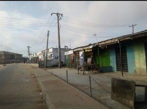 Curfew halts business activities in Lagos area