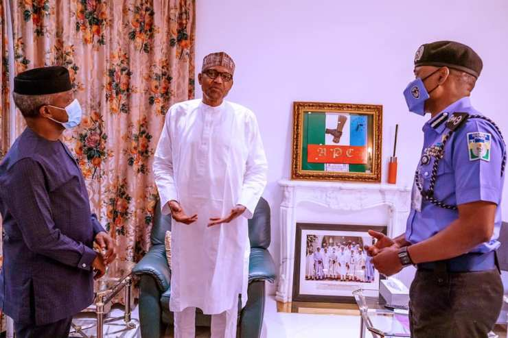 Buhari's medical checkup: Condition for Osinbajo to act as president-- Presidency reveals