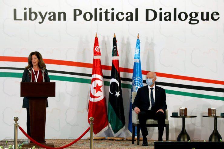 General election in Libya set for 24 December 2021