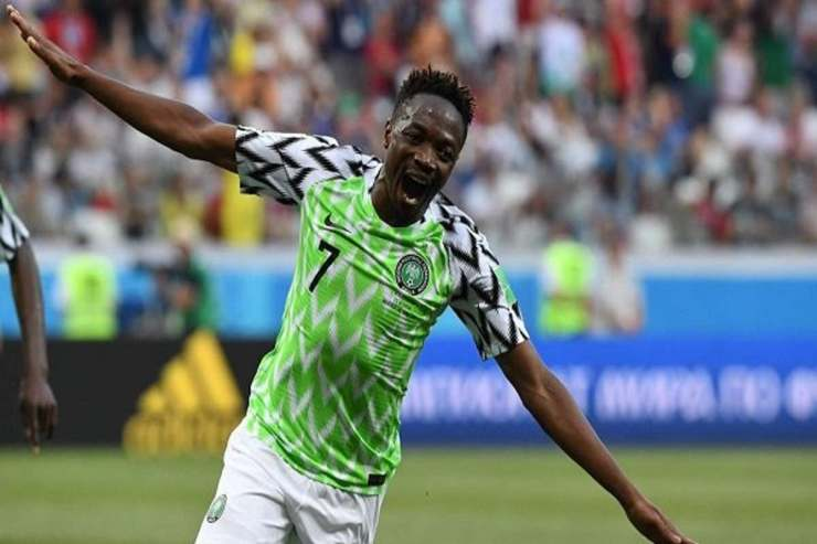 AFCON qualifier: Musa assures Nigerians of victory against Sierra Leone