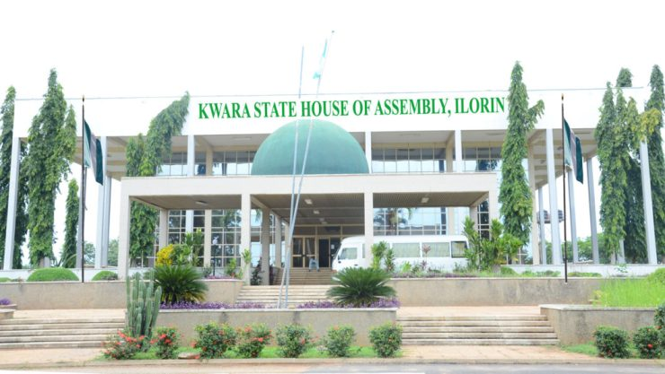 Bill to repeal pension Act for ex-Kwara governors passes 2nd reading at Assembly