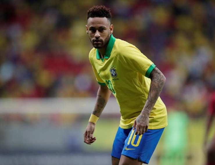 Neymar to miss Brazil's upcoming FIFA World Cup qualifiers