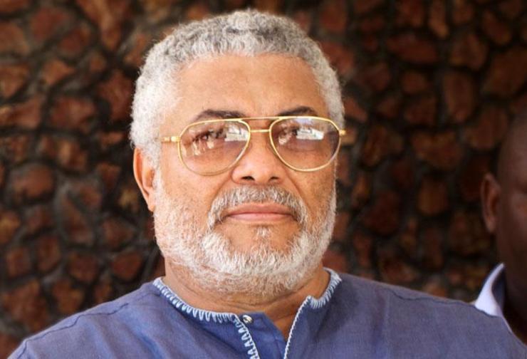 Ex- Ghanaian President, Jerry Rawlings dies at 73