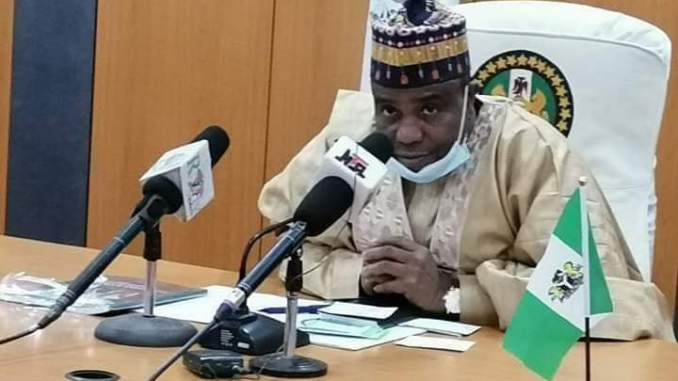 Gov Tambuwal urges farmers to embrace dry season farming
