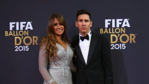 Messi says 'lucky' to have worked under Guardiola