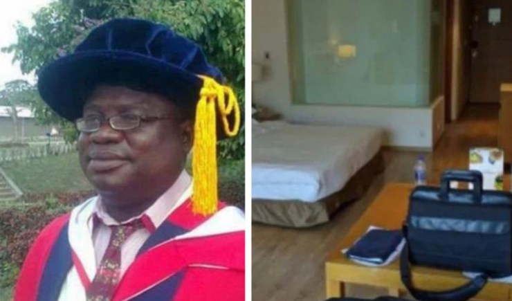 Ede Polytechnic's rector suspended for fixing a king-sized bed in his office