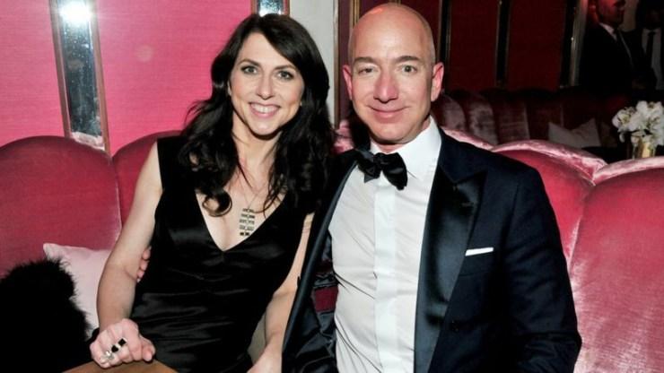 Jeff Bezos's ex-wife MacKenzie Scott gives away $4.2bn in four months