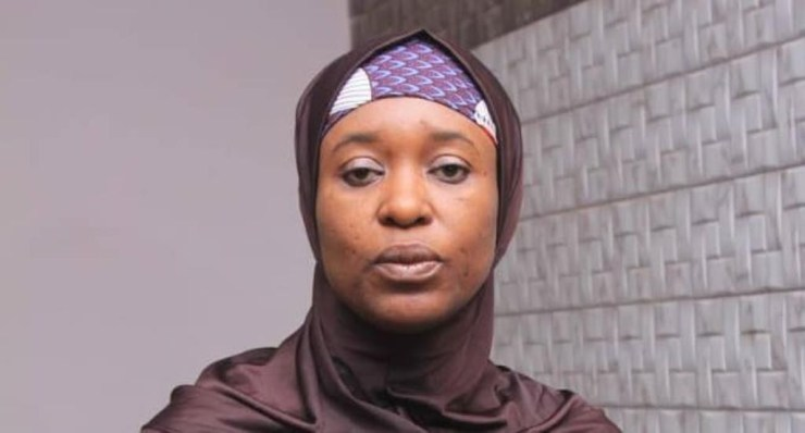 """""""Force Buhari to act"""" Aisha Yesufu calls on Northern celebrities to demand for 'lives to matter'"""