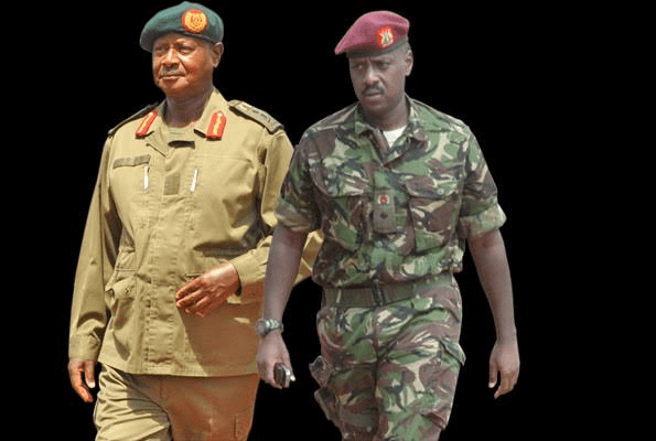 Uganda's President Museveni reappoints his eldest son as Head of Special Forces ahead of presidential election