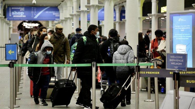 Latin American countries ban British flights over new COVID-19 strain