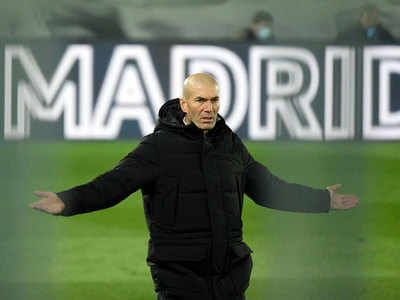 Criticism made Real Madrid stronger, Zidane says after derby win