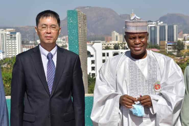 Nigeria, China sign protocol on military support to fight insurgency