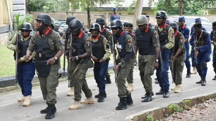 NSCDC plans massive security during yuletide