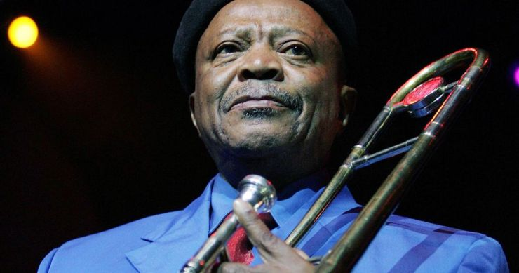South African jazz 'giant' Jonas Gwangwa dies aged 83