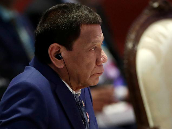 Philippine president appoints new armed forces chief of staff Chief