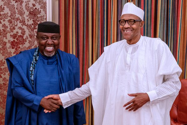 APC was a hurried arrangement formed to take power when the then government was drifting - Okorocha