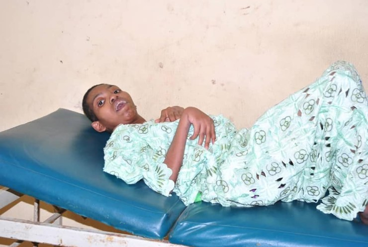 Osun State Govt rescues 20-year-old physically disabled woman locked up in abandoned house for five years by her family