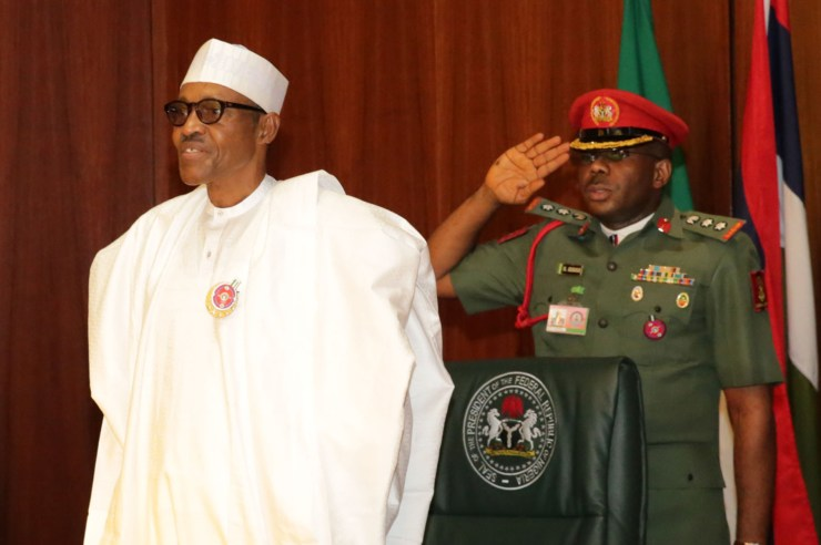 Dodo emerges Buhari's new ADC, Abubakar proceeds to Chile