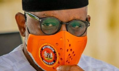 COVID-19: Ondo Govt makes facemasks compulsory for civil servants