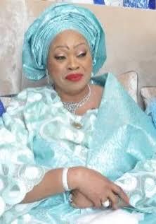 SAD.....Kessington Adebutu loses wife