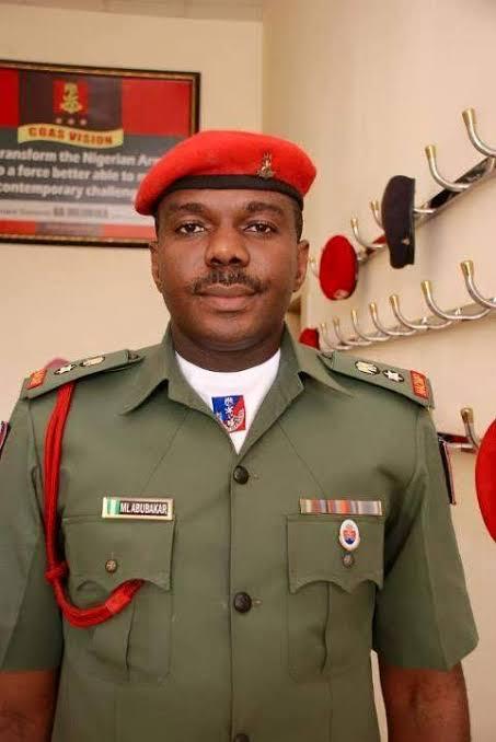 Buhari's ADC, Col. Lawal Abubakar set to step aside
