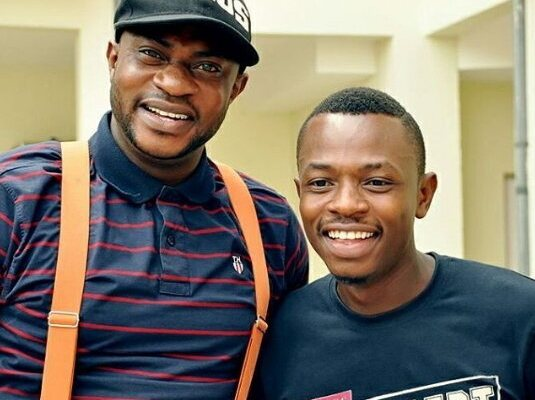 Odunlade Adekola gifts younger brother a brand new car